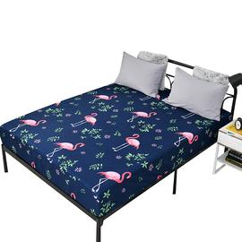 五面防水床笠单件床套隔尿透气席梦思床垫保护套防滑固定防尘床罩图片