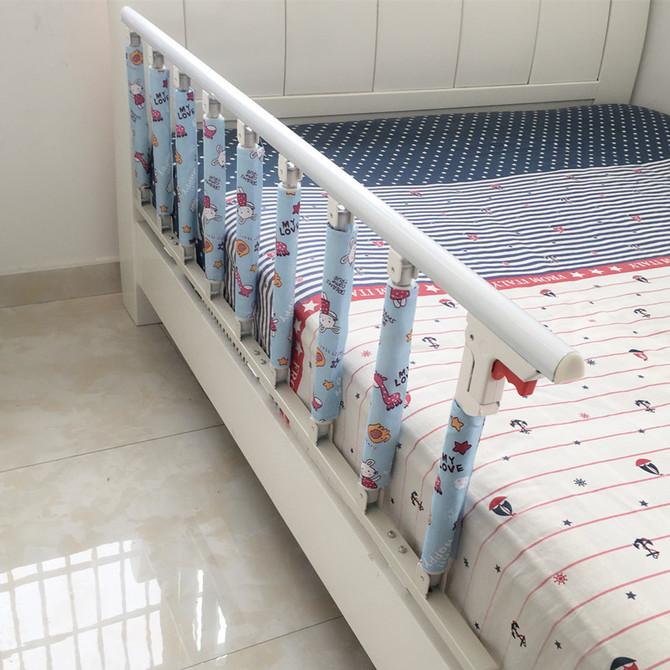 可折叠婴儿童床护栏防摔围栏宝宝BB床护栏老人床护栏防掉床边栏杆