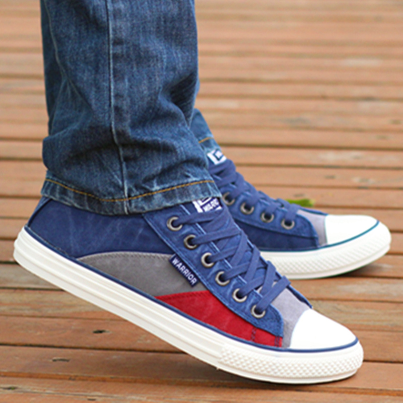 Huili shoes mens new canvas shoes in autumn