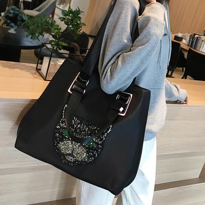 2020新款休闲尼龙旅行购物袋女包