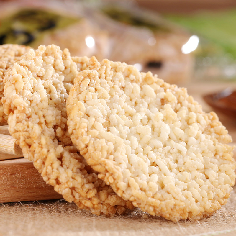 手工糯米锅巴糕点 小米锅巴独立包装 休闲零食米饼干 香酥脆12-02新券