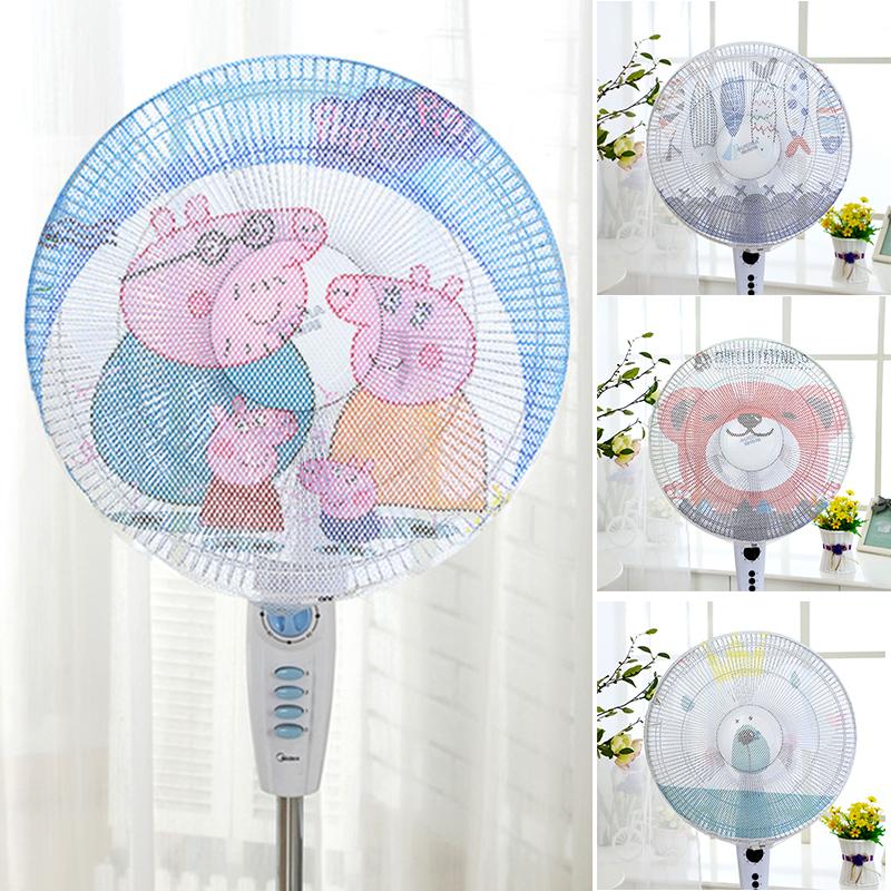 Мультики вентилятор безопасность защита крышка ребенок защищать чистый противо ребенок ребенок клип рука пол, тип все включено сети крышка