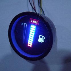 红日电子-汽车 摩托车 正反传感器 专用 LED 油量表 12V 24V 油表