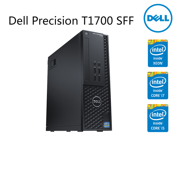 Dell t1700 desktop computer E3 Zhiqiang graphics workstation drawing design quasi system industrial control