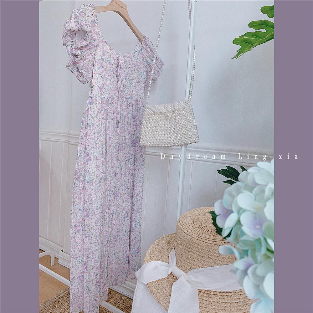 紫霞仙子连衣裙||Daydream聆夏 6月18日0点上新 148