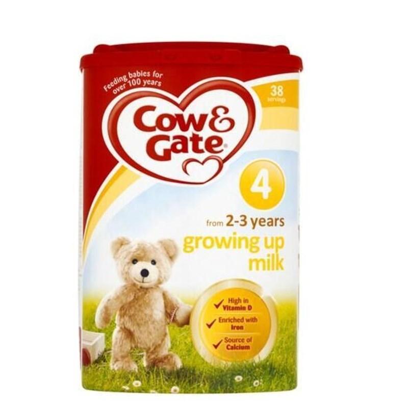 ~直營~英國Cow Gate牛欄嬰兒奶粉4段(2~3周歲寶寶)800g