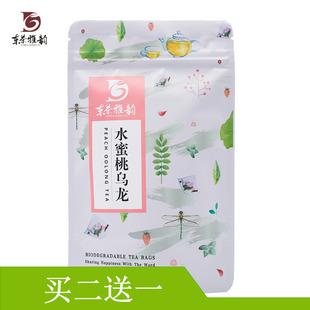 东茶雅韵水蜜桃乌龙茶10包入