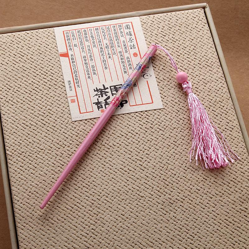 中国民族风木质古典宫廷公主发簪(用1元券)