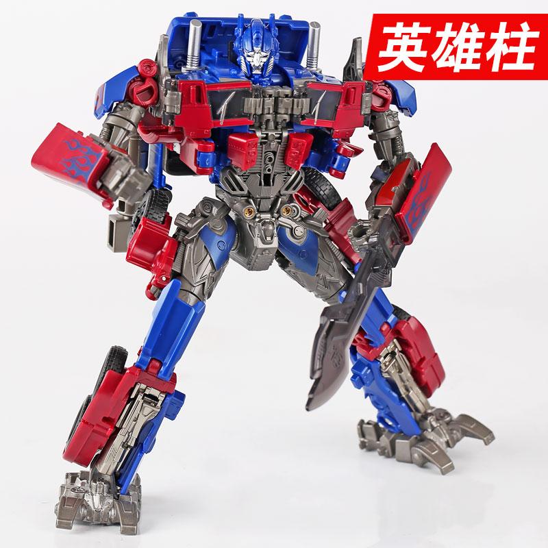 威将变形玩具金刚OP柱汽车机器人SS擎天柱模型SS05英雄柱缩小版热销0件限时抢购