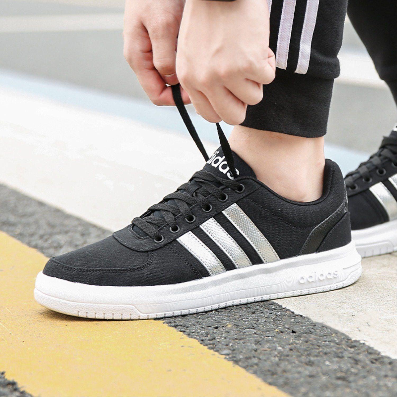 adidas /阿迪达斯板鞋2019新款男鞋假一赔三