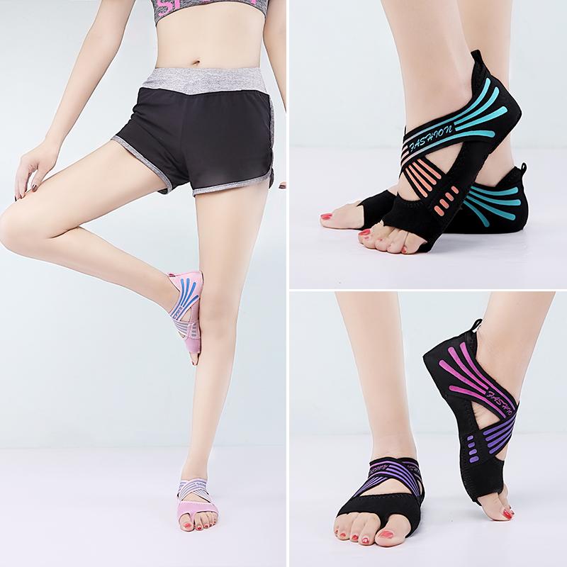 Циновка грамм специальность воздуха йога обувной STUDIO WRAP лю волны бандаж йога обувной пять пальцев носки обувной