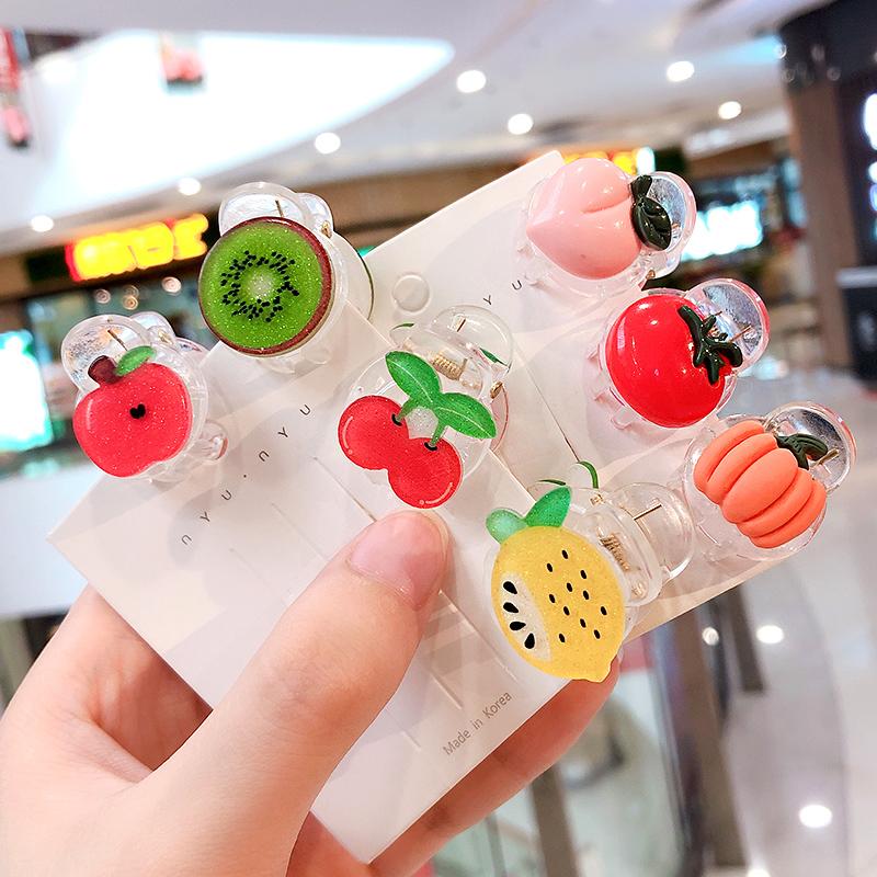 (用0.92元券)可爱少女lolita韩版网红ins发夹