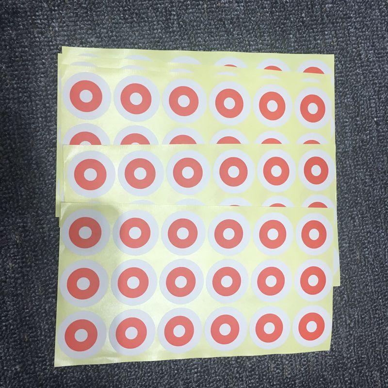 Израиль УльтраШапе для Позиционные наклейки отличные пластиковые позиционирующие наклейки красный Превосходные пластиковые косметические принадлежности