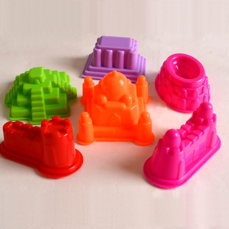 儿童沙模具安全无毒沙子火星玩具(用1.14元券)