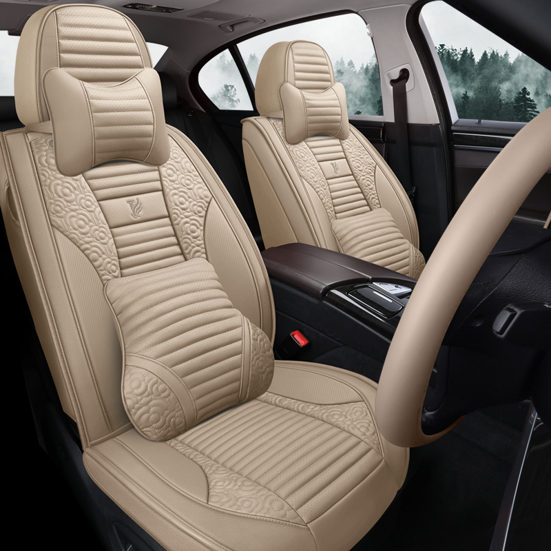 Cheetah CT7 Nissan D22 Navarra Ruiqi pickup four seasons special vehicle cushion leather full package breathable seat cover