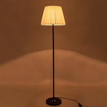 客厅卧室床头灯工业风复古大气欧式客厅钓鱼灯遥控美式落地灯