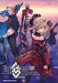 现货正版 台版漫画书 コンプエース编辑部《Fate/Grand Order短篇漫画集 (10)》台湾角川