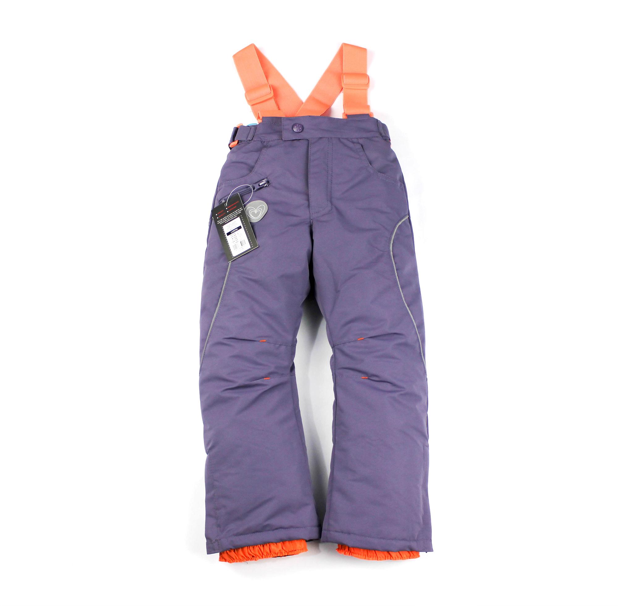 Качественный импортный товар фиолетовый женщины ребенок катание на лыжах брюки