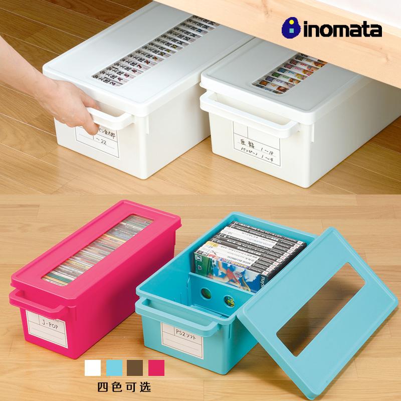 Иморт из японии CD в коробку диск разбираться коробка творческий высококачественный CD коробка cd DVD диск пыленепроницаемый коробка
