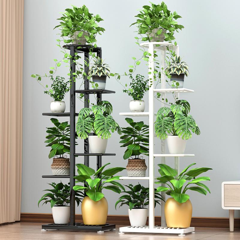 花架子多层家用室内阳台置物架花盆