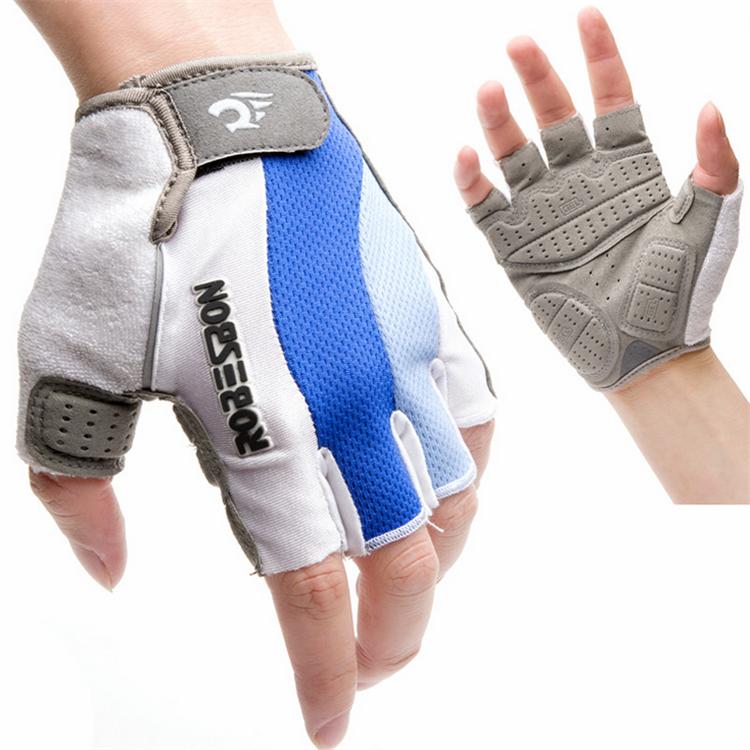 Мужские перчатки без пальцев Артикул 527965390744