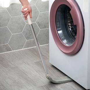 床底清洁灰尘刷家用带拖布灰尘掸 打扫卫生工具家具缝隙除尘掸子