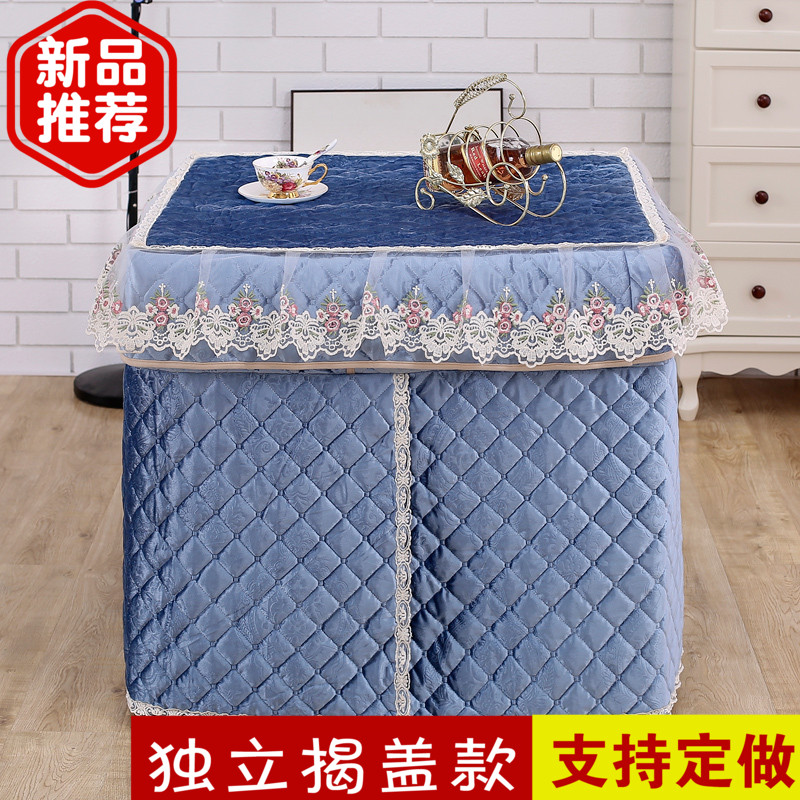 Thickened electric furnace cover baking cover square electric heater cover furnace cover mahjong machine cover cloth table cover