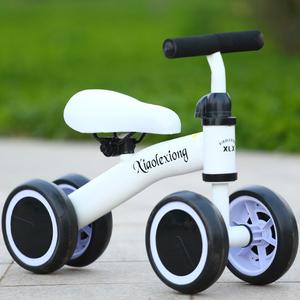 儿童滑行车扭扭车溜溜车宝宝学步 踏行车助步车1-3岁平衡车自行车