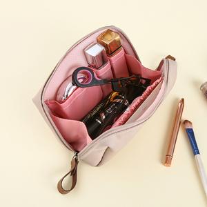 装口红包迷你化妆包女便携随身手拿补妆袋旅行盒小号化妆品收纳包