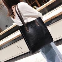 大包包2020皮包新款女包欧美复古简约公文包时尚手提包单肩包潮包