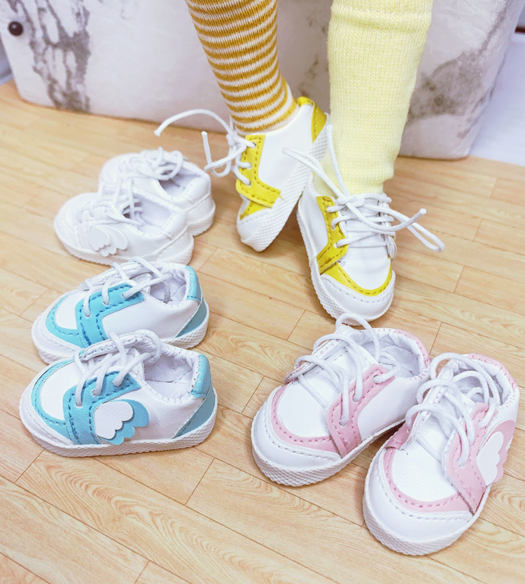 [MH Nanjing physical store] BJD / SD 6-point angel wing shoes daily wind shooting props