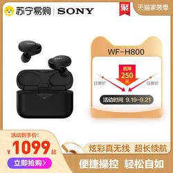 Sony/索尼WF-H800真無線藍牙耳機入耳塞式適用于蘋果華為安卓