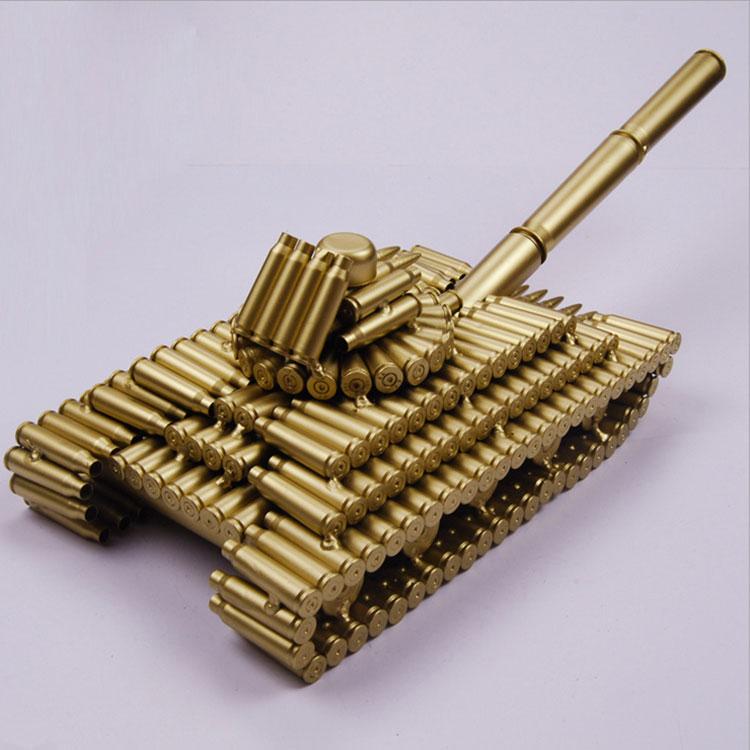 创意95子弹壳坦克子弹头子弹壳