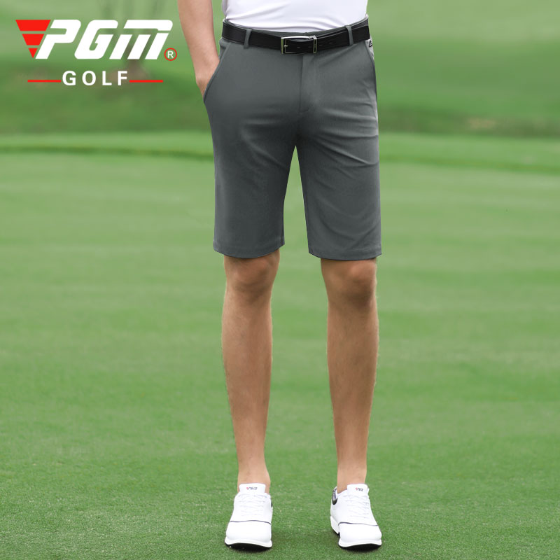 2020 new golf pants and autumn sports pants high elastic fabric PG breathable quick drying mens Shorts M