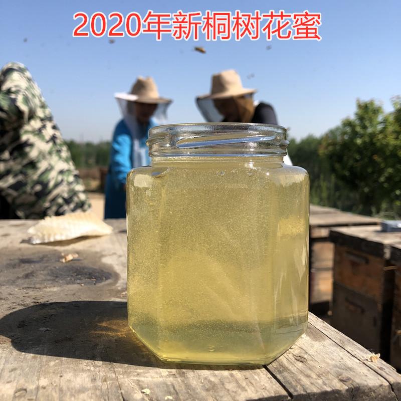 任家蜂业知乎任林鹏2020新桐树花蜂蜜百花蜜天然农家自产买三送一图片