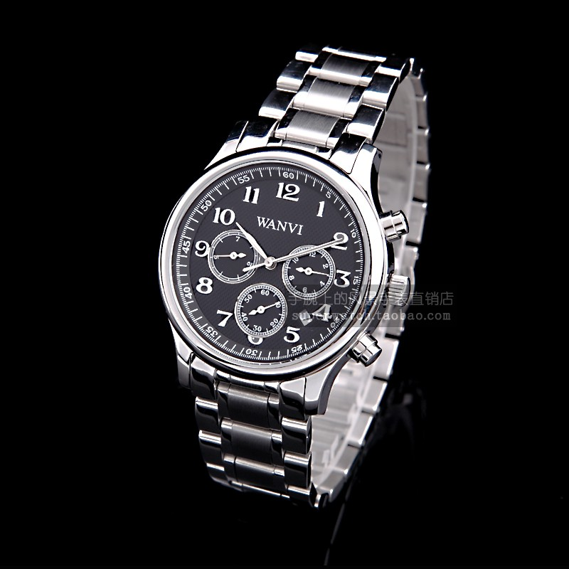 2018 new watch men concept leisure sports machinery fashion mens net red authentic stainless steel watch band brand sale
