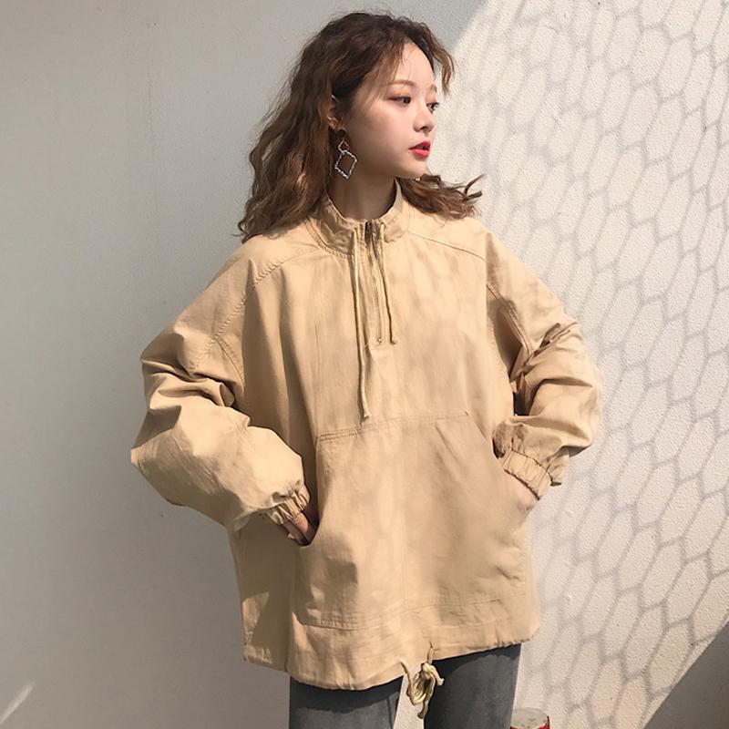 [三木子快时尚女装短外套]次惑小仙女春秋季学生新款2019韩版月销量3423件仅售39.88元