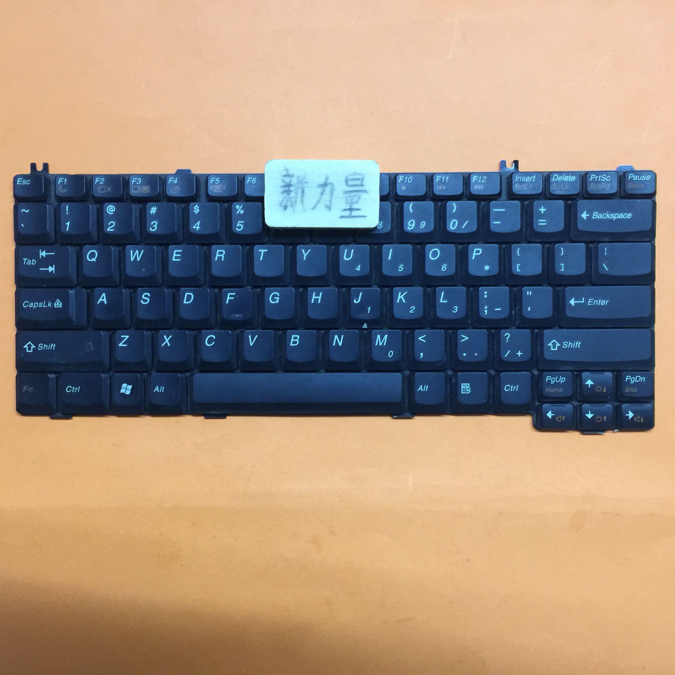 Оригинал объединение F41 G430 G450 G455 Y430 Y530 V450 3000 ноутбук клавиатура