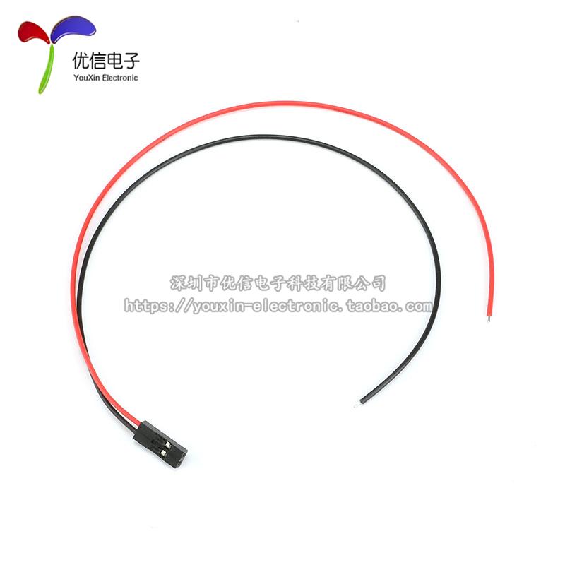 2P single head dupont штекер линия dupont линия длина кабеля 25CM отлично письмо электронный электронный юань модель