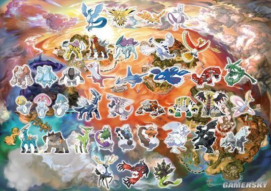 Baokemeng 6V customized Nintendo 3DS extreme Sun Moon elf vs. PVP ranking ladder pocket monster popular