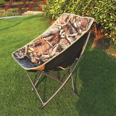 На открытом воздухе складной стул камуфляж случайный портативный бездельник спинка стула бабочка вешать рыбалка кемпинг барбекю стул запись сырье стул