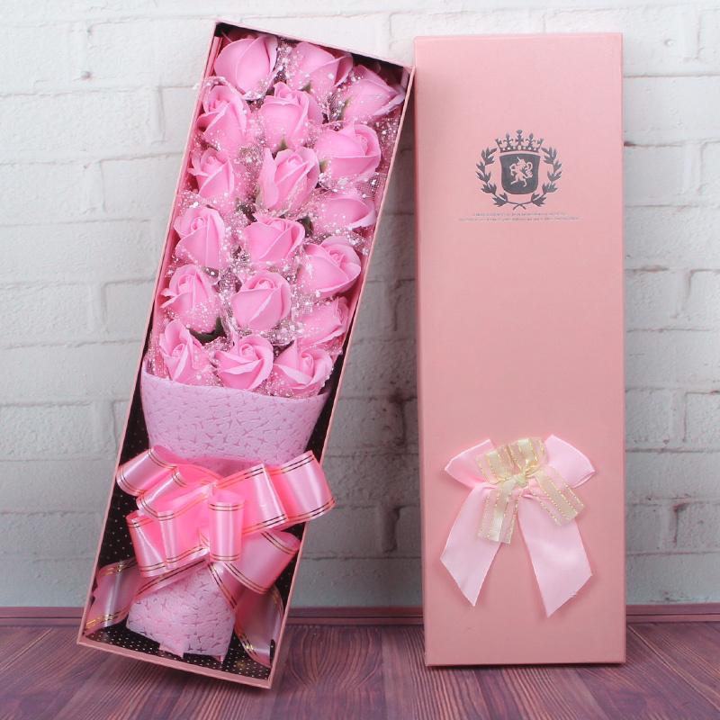 创意生日礼物女生送闺蜜男生朋友女友情侣礼品圣诞节平安夜礼品盒图片