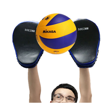 SOEZMM Gamma Professional team volleyball block Training Gloves Volleyball Attack and defense auxiliary training equipment sm-06b