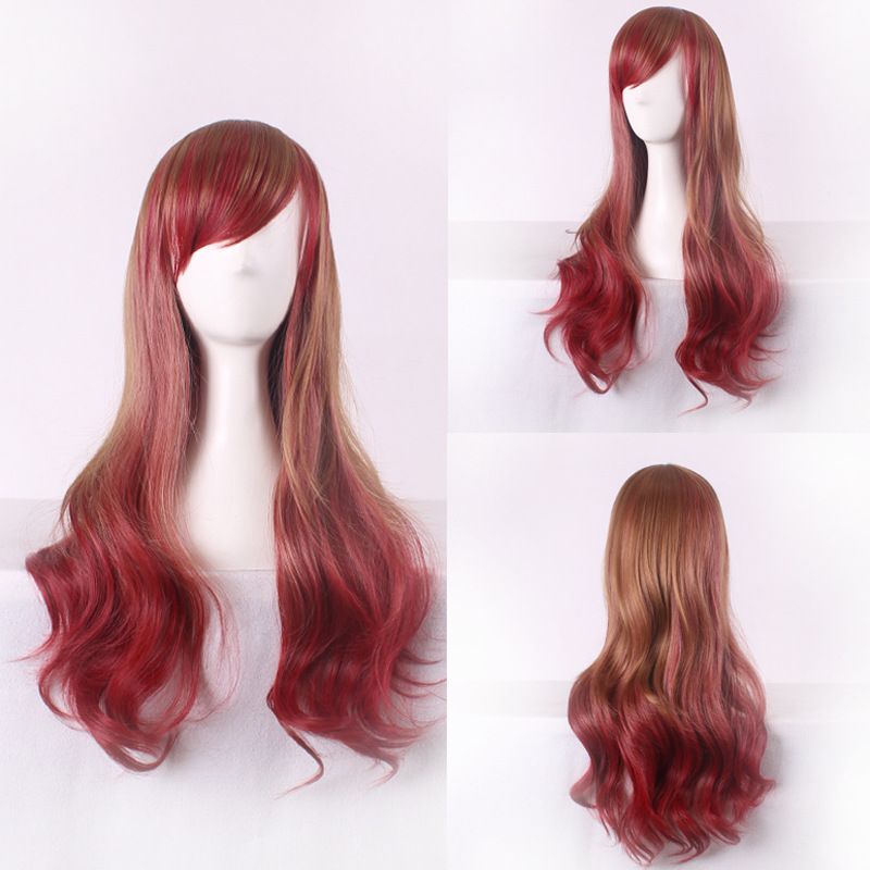 Cosplay wig ball role play spot