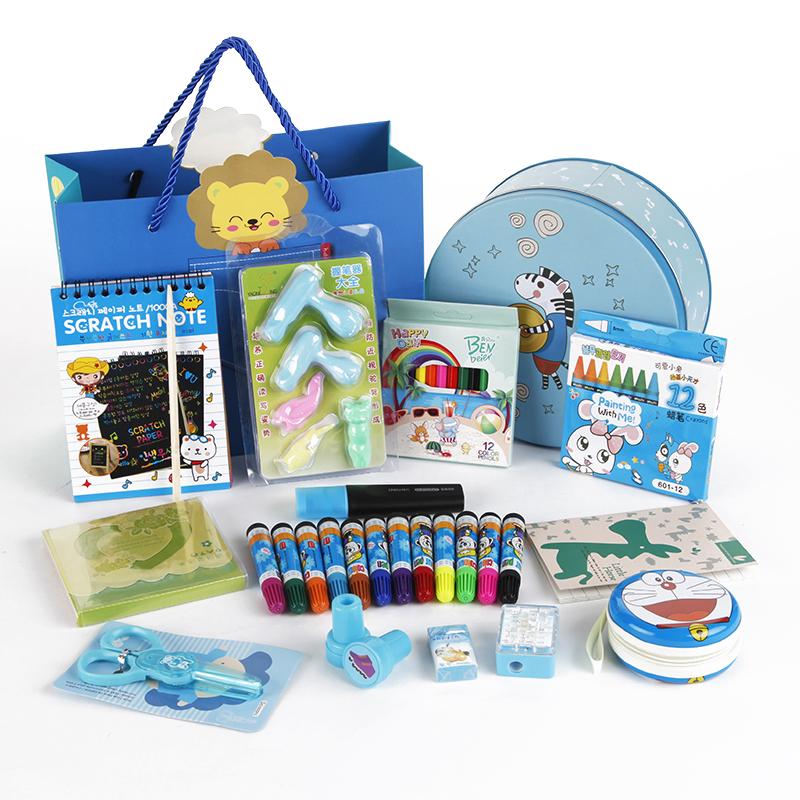 Канцелярские подарочные наборы для детей Артикул 572643346795