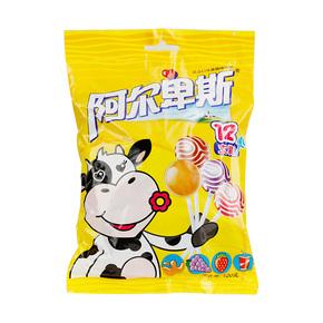 阿尔卑斯 棒棒糖缤纷装(混合口味) 120g/袋