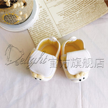 Delight Cross stitch baby products baby shoes (including graphic line)