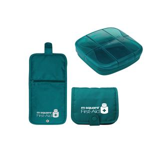 随身迷你便携式一周星期分装小药盒