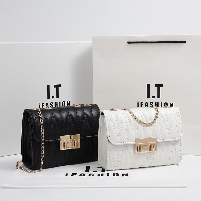 Purchase Lolita Bag Handmade Bag summer new fashion chain small square bag versatile One Shoulder Messenger Bag
