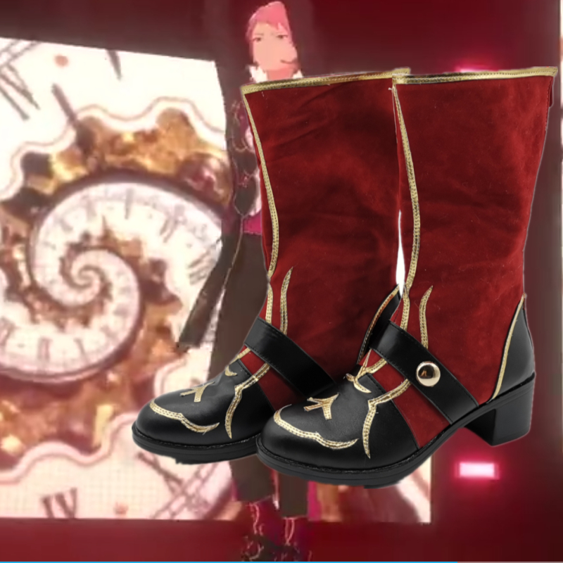 Idol dream Festival cos shoes to figure custom animation game role Cosplay shoes for men and women